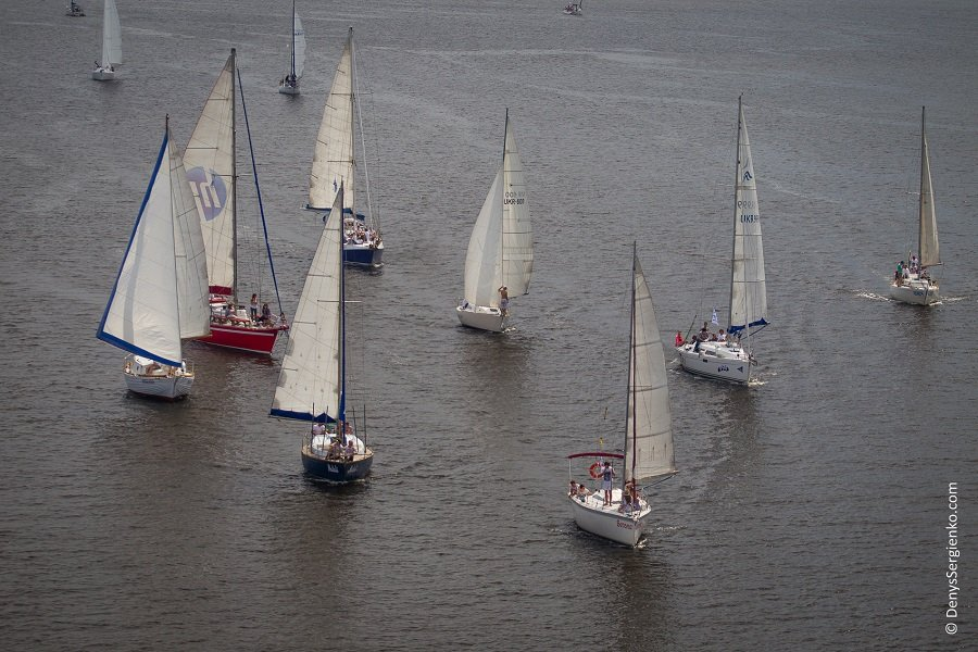 Корпоративный отдых на яхте