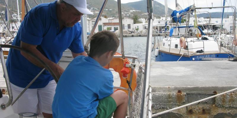Дети на яхте5