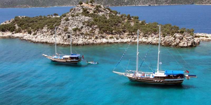 Blaue Reise Turkei
