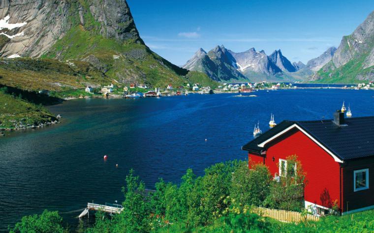 фьорды норвегии9