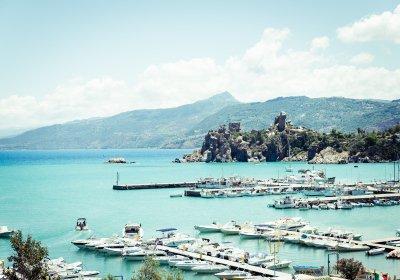 Вулканы Сицилии на яхте: Лиопарские острова+Палермо