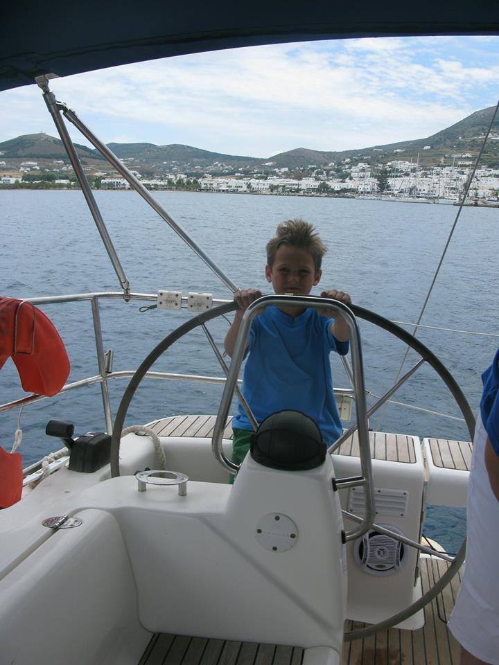 Дети на яхте2