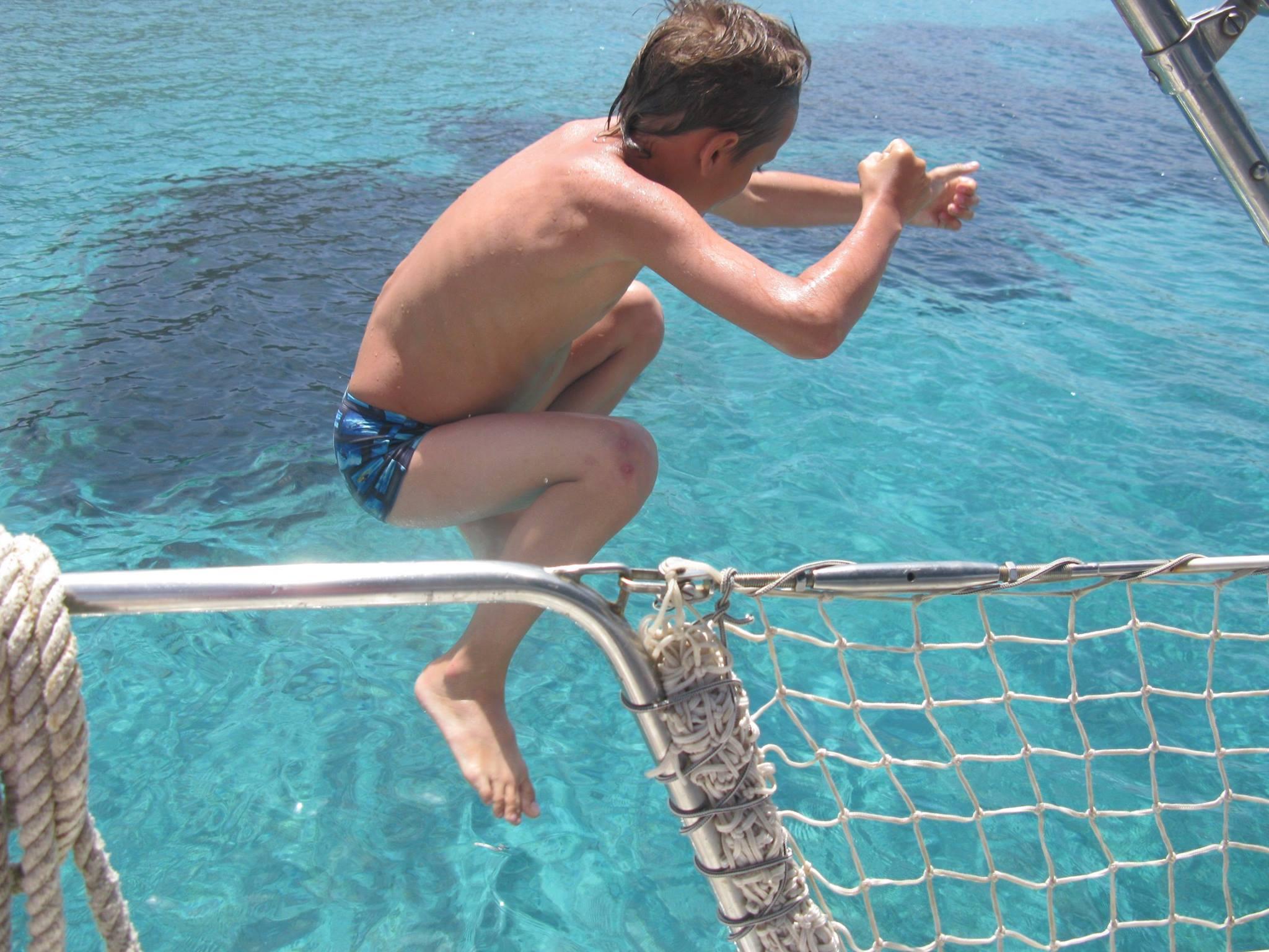 Дети на яхте6