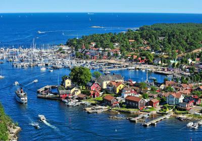 Скандинавские фьорды на яхте, Швеция