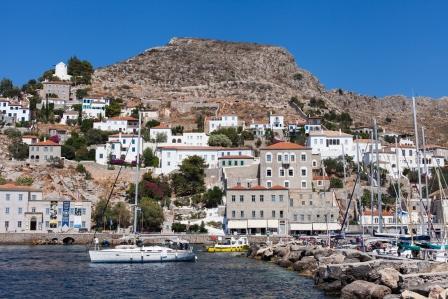 Яхтинг в Греции с ББяхтинг