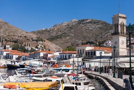 Аренда яхт в Греции