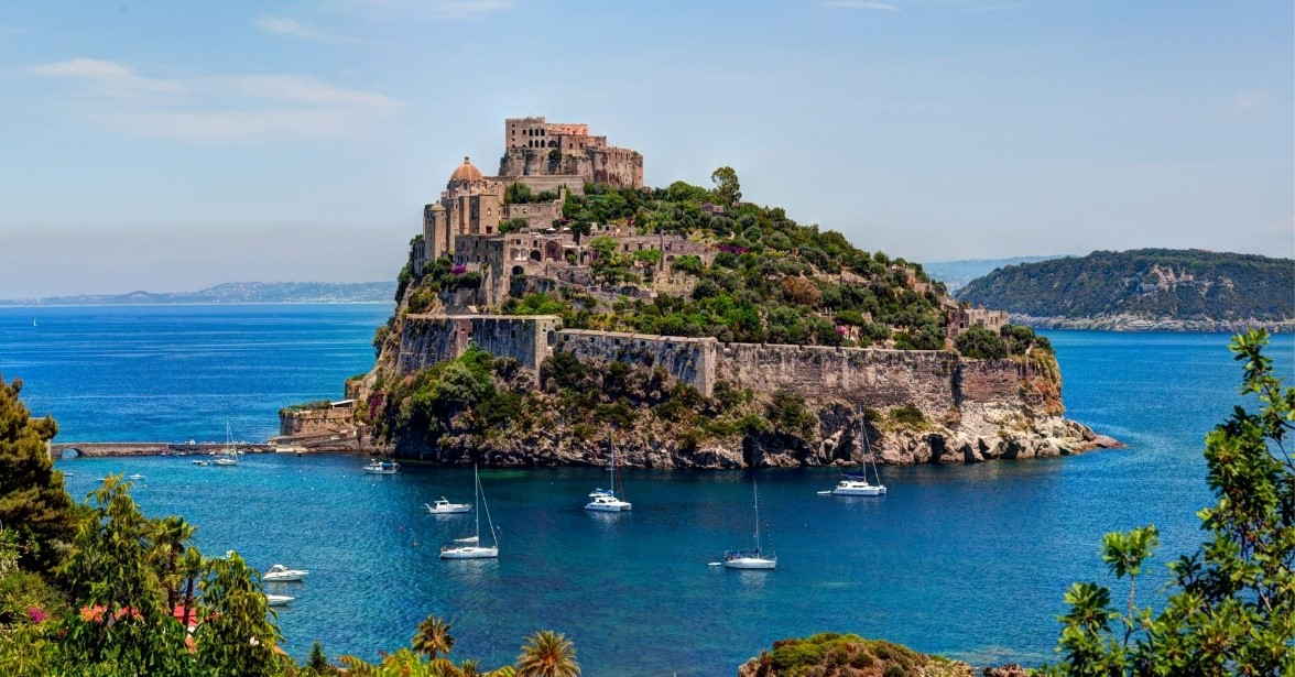 Отдых на яхте в Италии