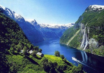 Яхтинг в Норвегии