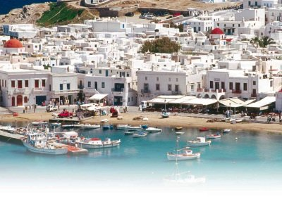 Яхинг в Греції