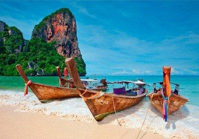 Яхтинг в Таїланді