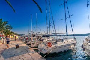 Яхтинг в Хорватії