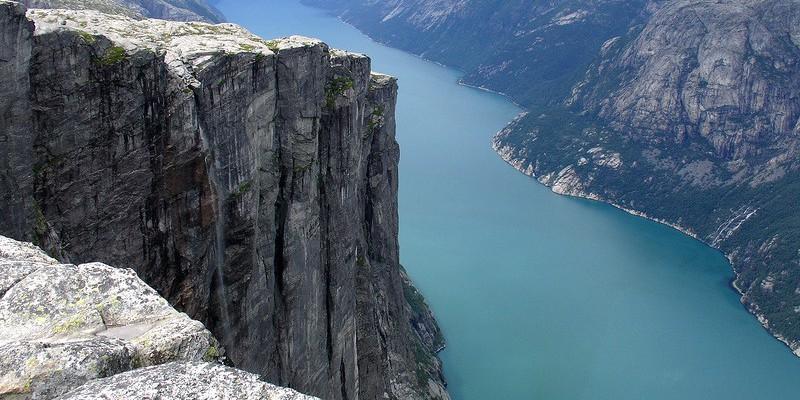 фьорды норвегии