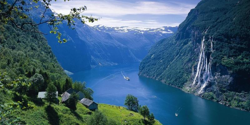 фьорды норвегии1