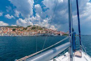 Відпочинок на яхті в Хорваті