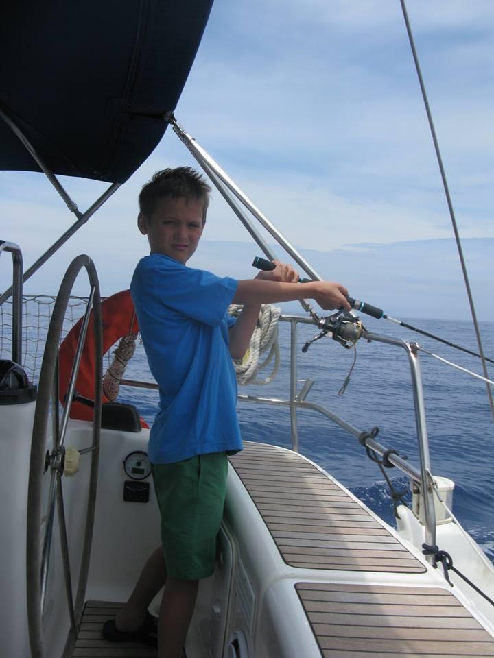 Дети на яхте3