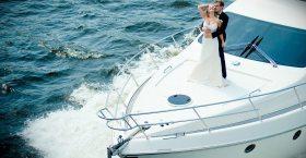 Весілля на яхті