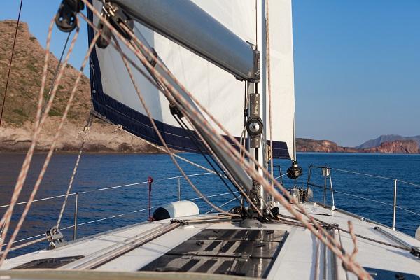 Средиземное море яхтинг