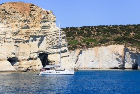 Чартер Яхт в Греции