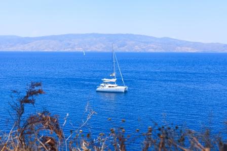 Яхтинные путишествия в Грецию