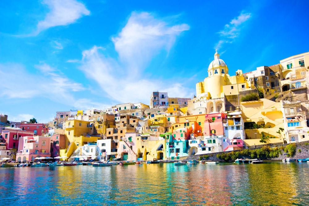 Яхтенное путишествие в Италию
