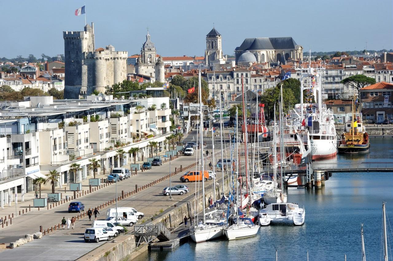 Яхтенное путешествие во Францию
