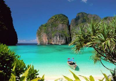The most desired place of the world for vacation. Islands of Thailand